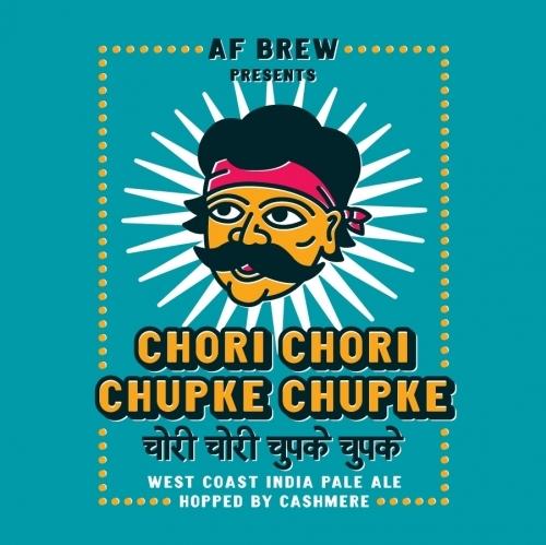 Пиво Chori Chori Chupke Chupke