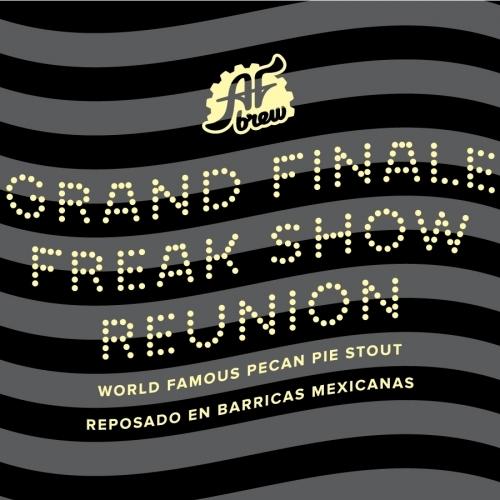 Пиво Grand Finale Freak Show Reunion