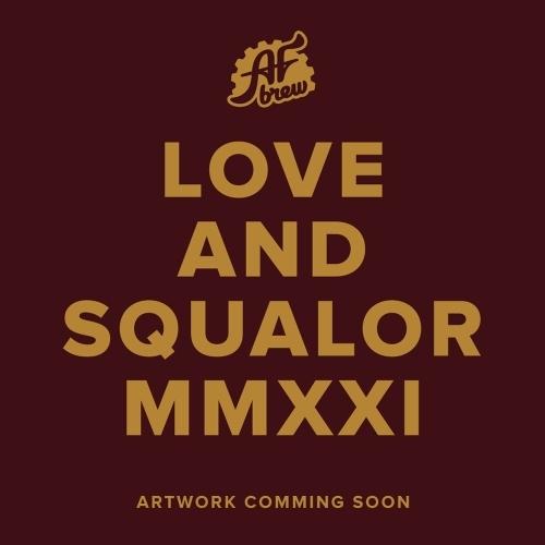 Пиво Love And Squalor MMXXI