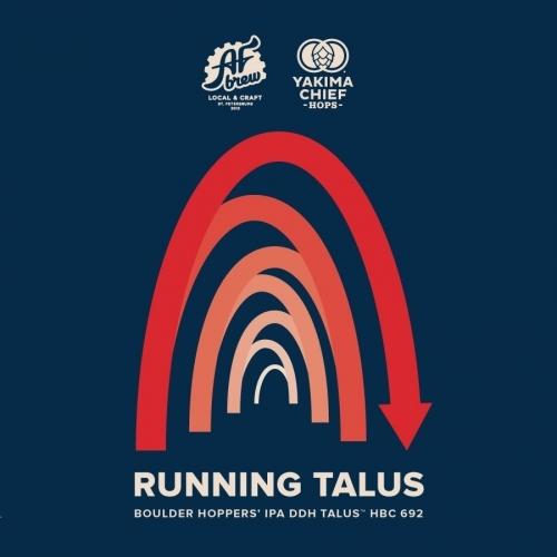 Пиво Running Talus