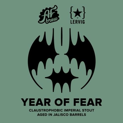 Пиво Year of Fear. Jalisco