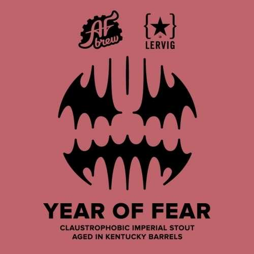 Пиво Year of Fear. Kentucky