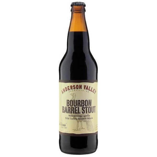 Пиво Wild Turkey Bourbon Barrel Stout