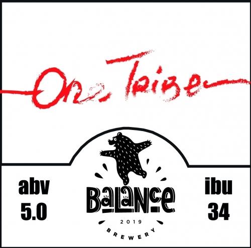 Пиво One Tribe