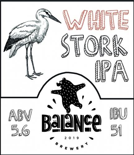 Пиво White Stork IPA