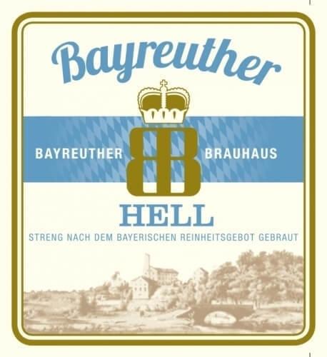 Пиво Bayreuther Hell