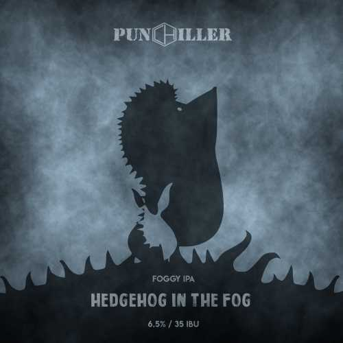 Пиво Hedgehog In the Fog