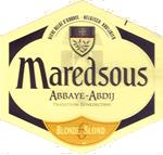 Пиво Maredsous 6° Blonde