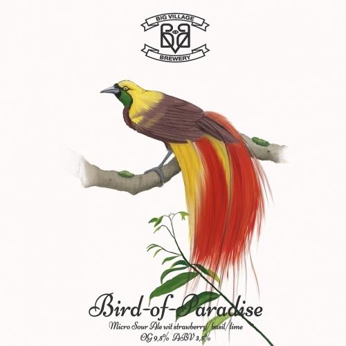 Пиво Bird-of-Paradise