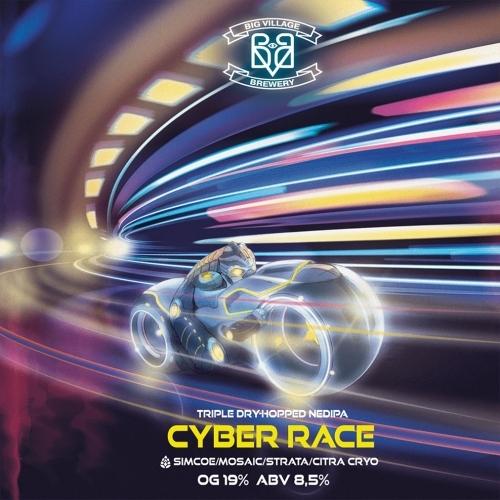 Пиво Cyber Race