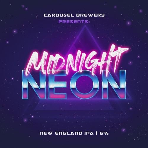 Пиво Midnight Neon