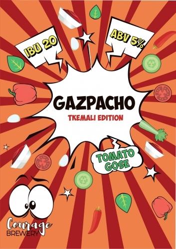 Пиво Gazpacho Tkemali