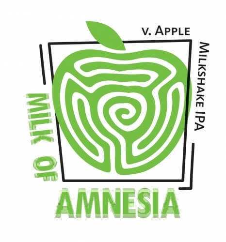 Пиво Milk of Amnesia v. Apple Milkshake IPA