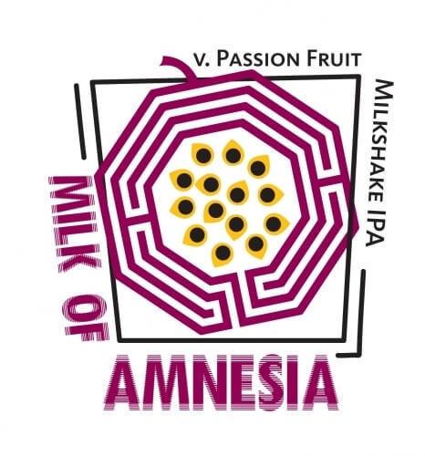 Пиво Milk of Amnesia v. Passion Fruit Milkshake IPA