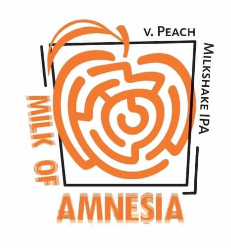 Пиво Milk of Amnesia v. Peach Milkshake IPA