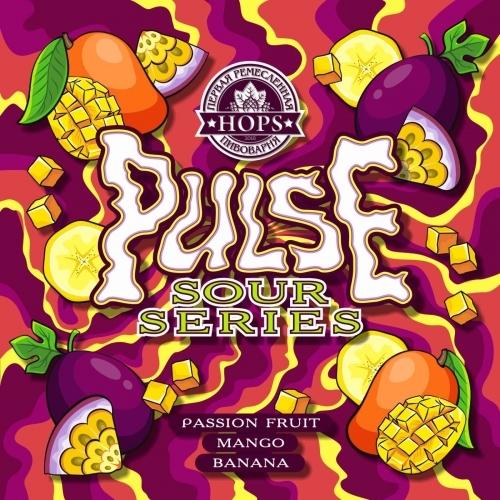 Пиво Pulse. Passion Fruit Mango Banana