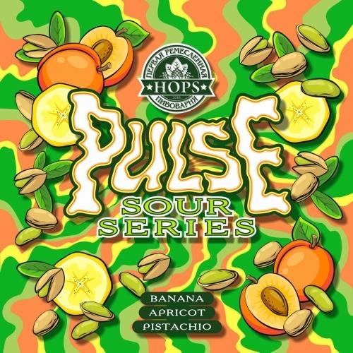 Пиво Pulse. Pistachio Apricot Banana