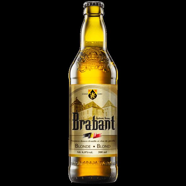 Пиво Brabant Blond