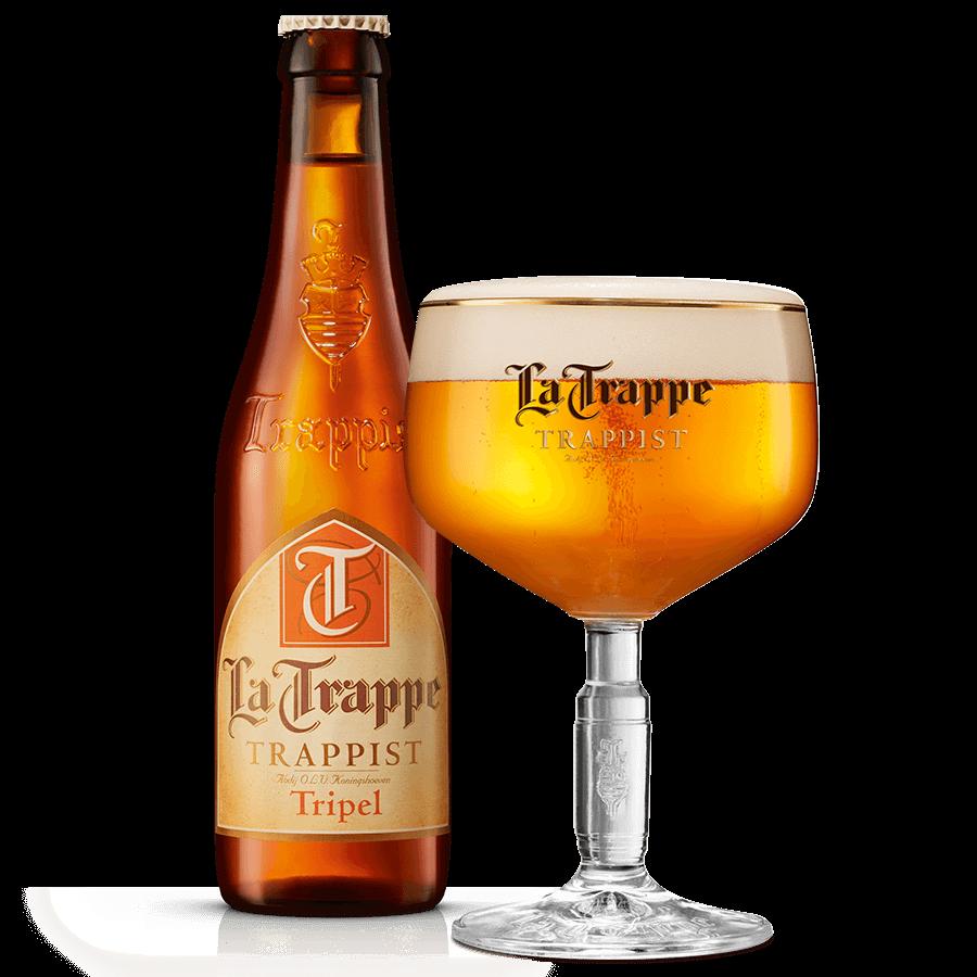 Пиво La Trappe Tripel