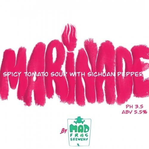 Пиво Marinade