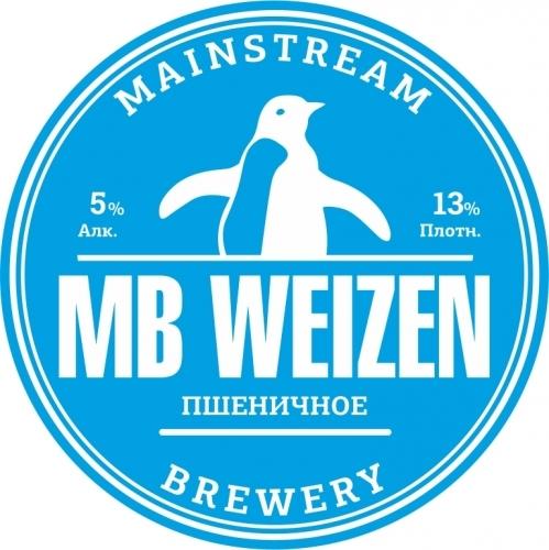 Пиво MB Weizen