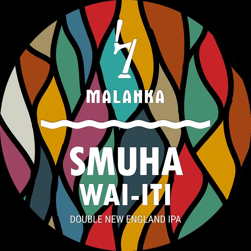 Пиво Smuha: Wai-iti