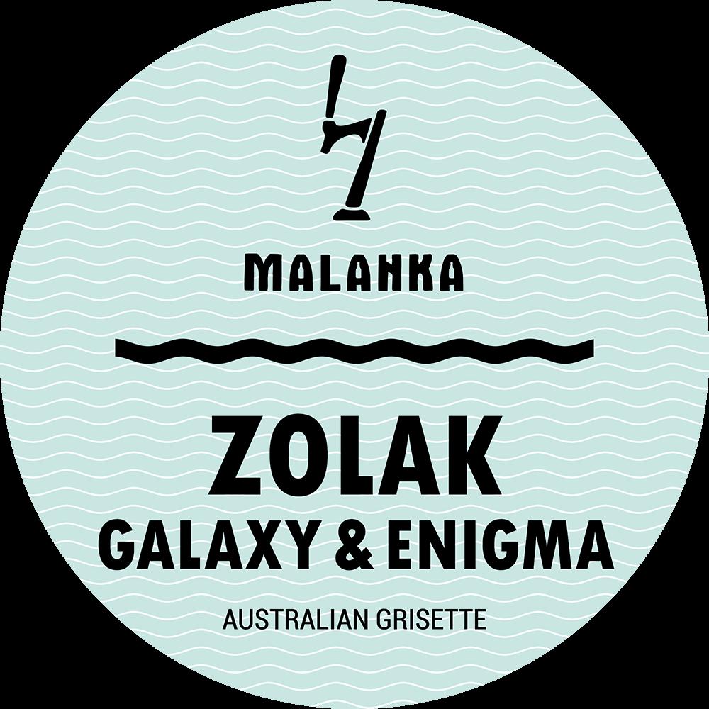 Пиво Zolak: Galaxy & Enigma