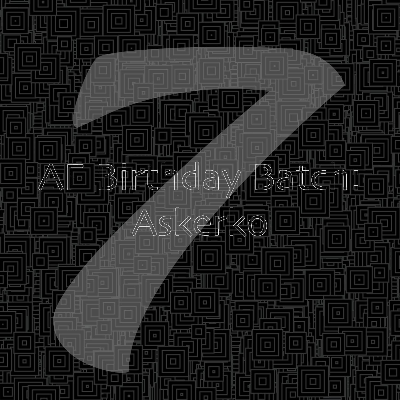 Пиво AF Birthday Batch: Askerko
