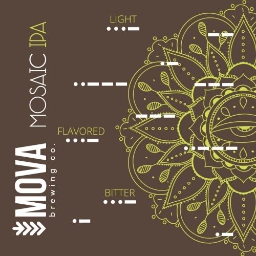 Пиво Mosaic IPA