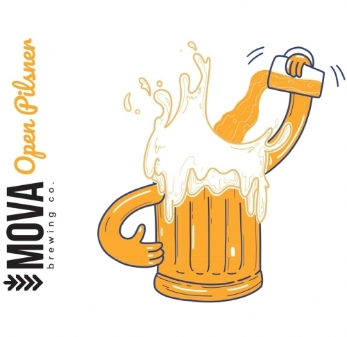 Пиво Open Pilsner