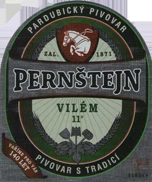 Пиво Pernštejn Vilém 11°