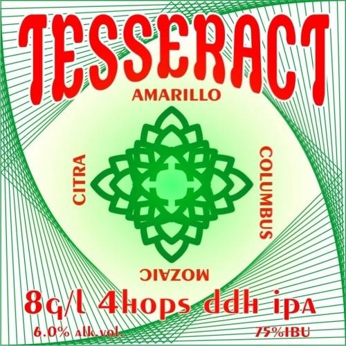 Пиво Tesseract