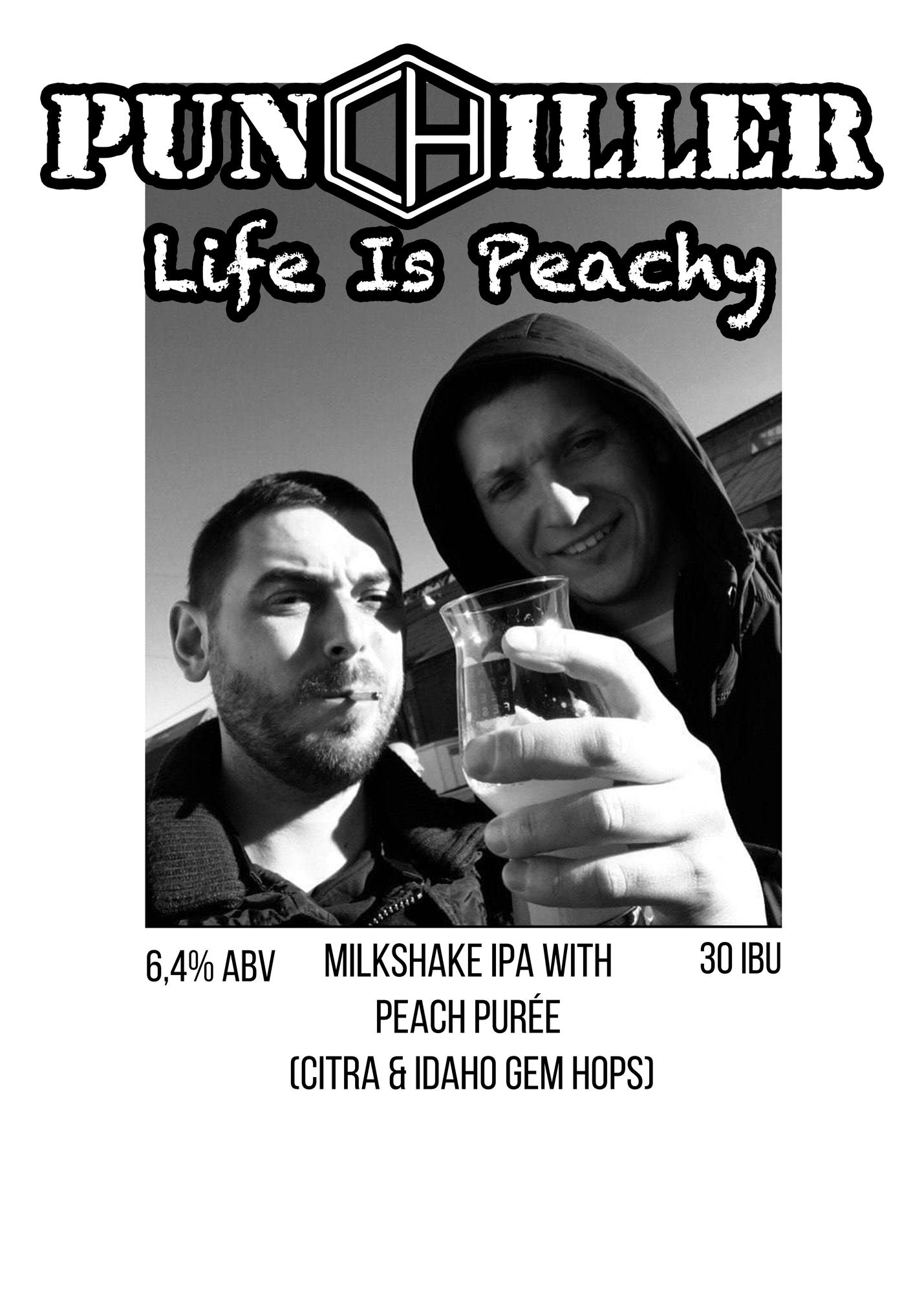Пиво Life Is Peachy