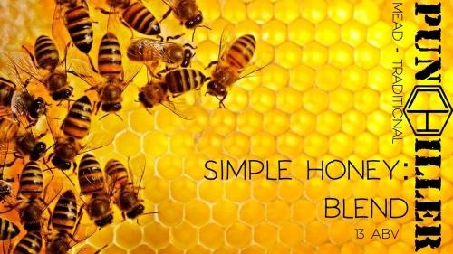 Мёд Simple Honey: Blend