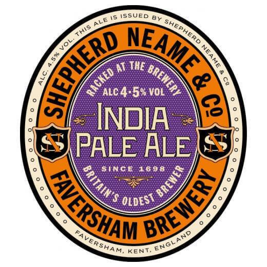 Пиво India Pale Ale