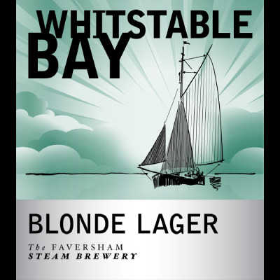 Пиво Whitstable Bay Blonde Premium Lager