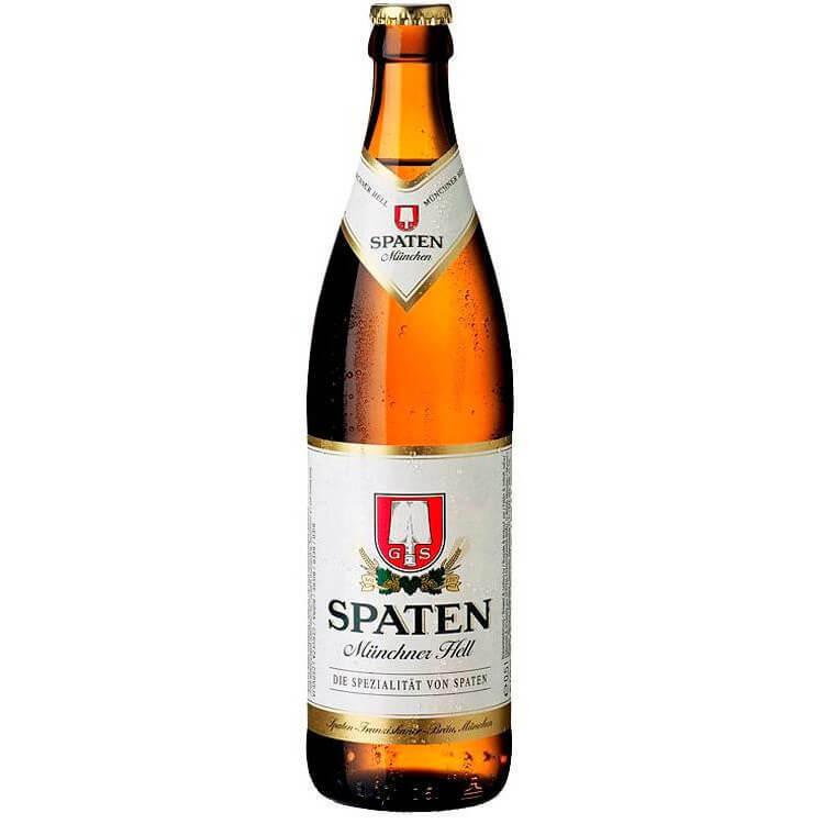 Пиво Spaten Münchner Hell