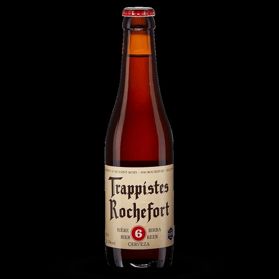 Пиво Trappistes Rochefort 6