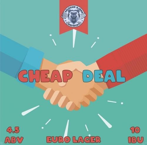 Пиво Cheap Deal