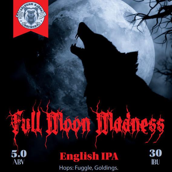 Пиво Full Moon Madness