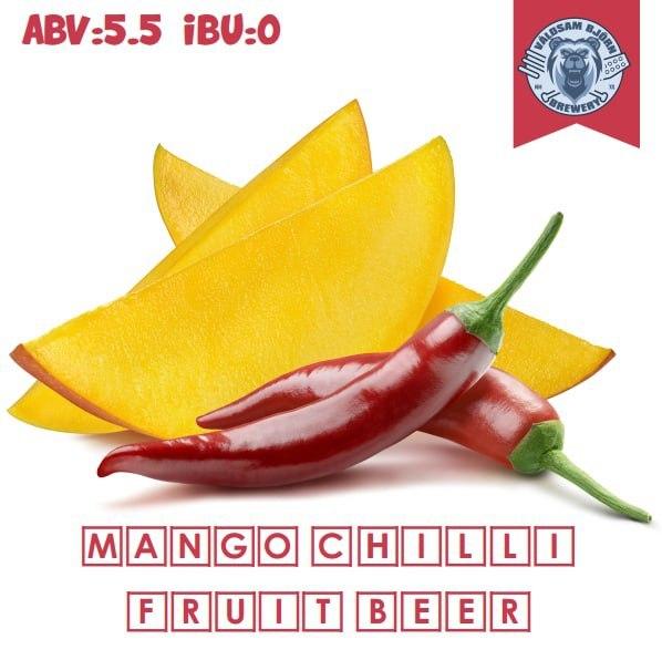 Пиво Mango Chilli