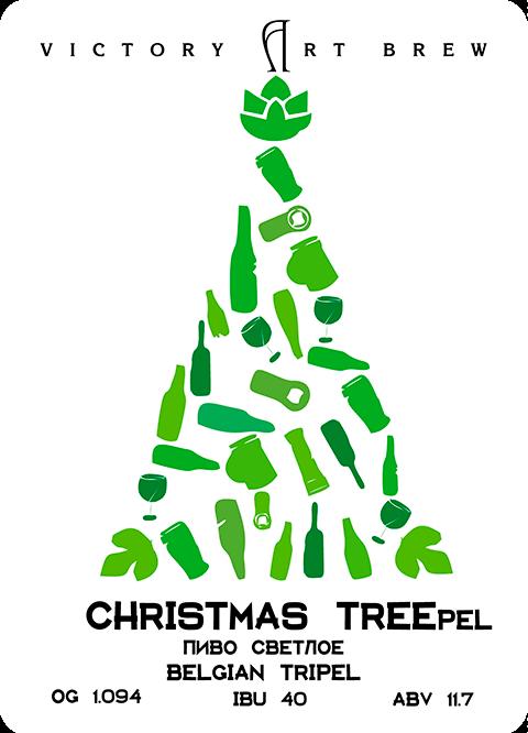 Пиво Christmas TREEpel